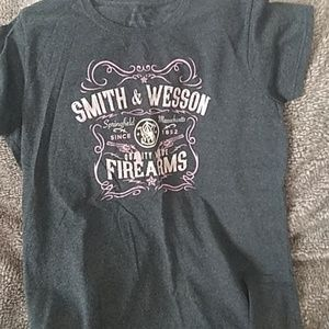 Smith & Wesson Ladies Tee